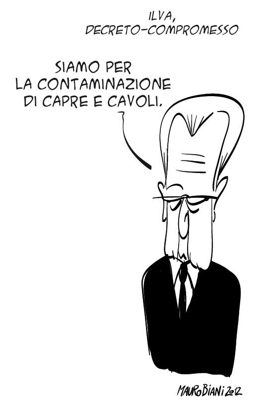 2012 novembre at mauro biani punto it - Bozza compromesso ...