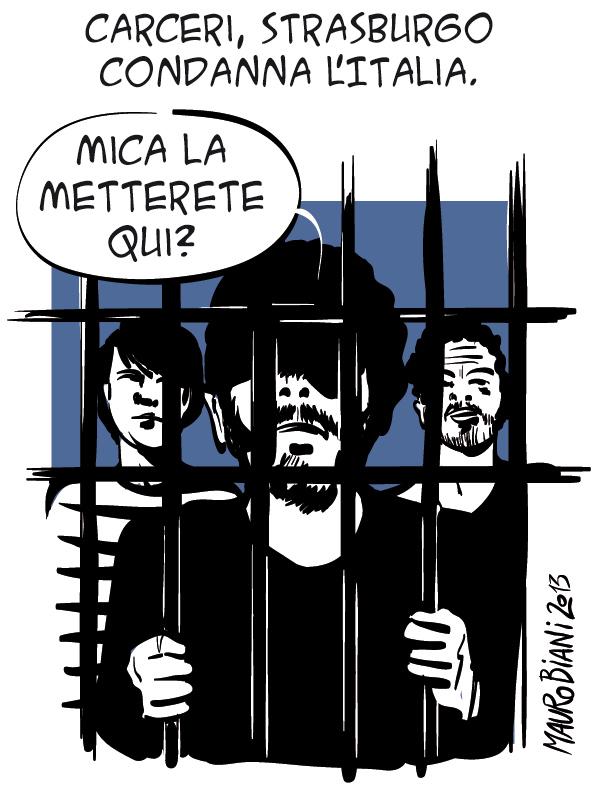 carcere-strasburgo-condanna-italia