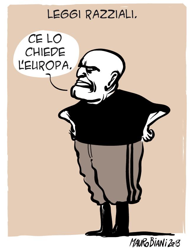 mussolini-leggi-razziali-berlusconi-europa-color