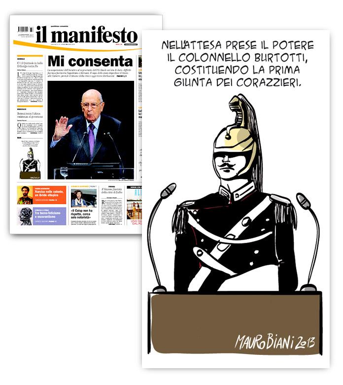 corazzieri-giunta-il-manifesto