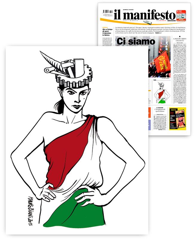 italia-fiom-rifondata-sul-lavoro-il-manifesto