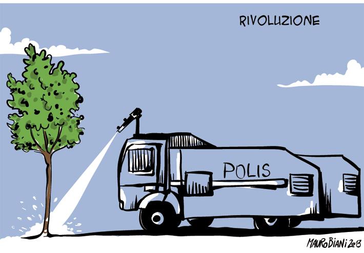 Turchia-Rivoluzione