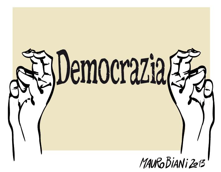 Risultati immagini per DEMOCRAZIA ?