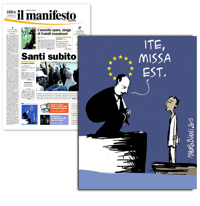 europa-migranti-lampedusa-dopo-papa-il-manifesto