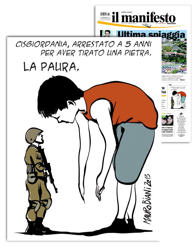 palestina-bambino-arrestato-il-manifesto