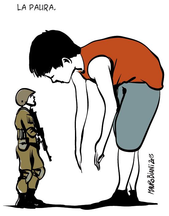 palestina-bambino-arrestato
