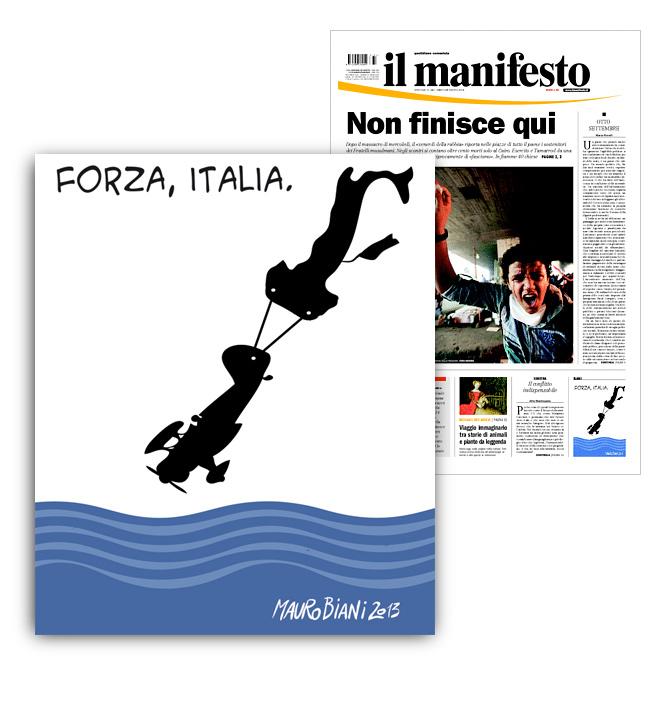 forza-italia-aereo-italia-il-manifesto