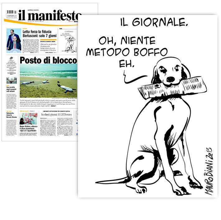 cane-pdl-metodo-boffo-il-manifesto