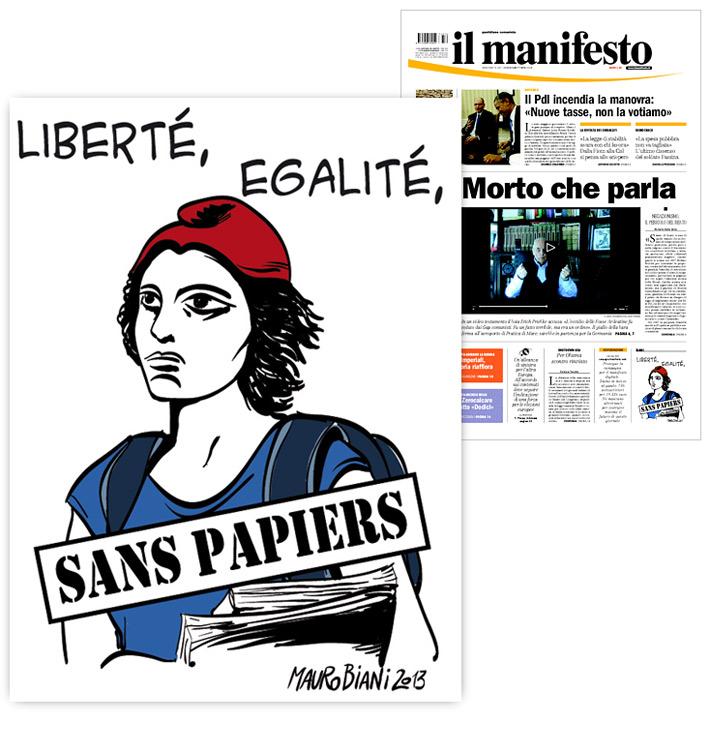 francia-migrante-espulsa-sans-papiers-il-manifesto