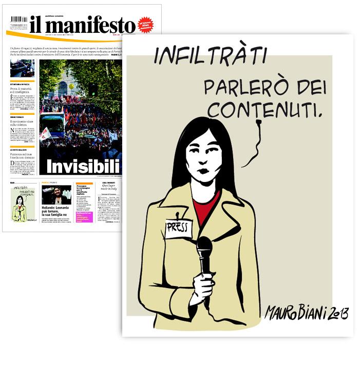 manifestazione-giornalismo-infiltrati-il-manifesto