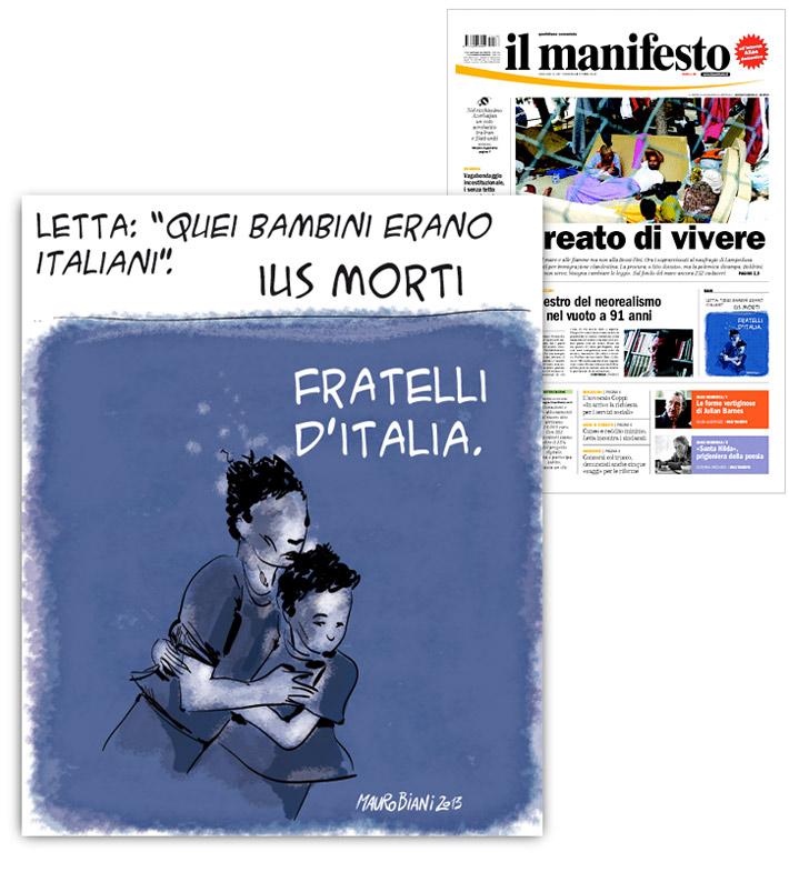 migranti-ius-morti-fratelli-italia-letta-il-manifesto