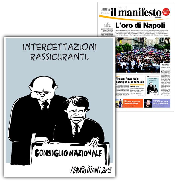 berlusca-forza-italia-intercettazioni-il-manifesto