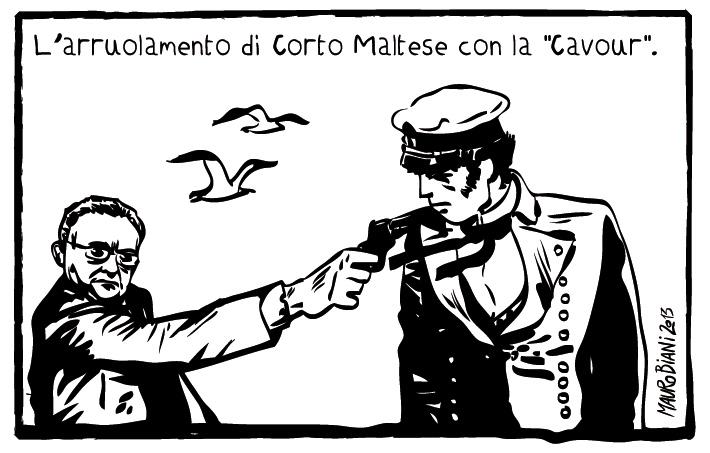 corto-maltese--mario-mauro-cavour