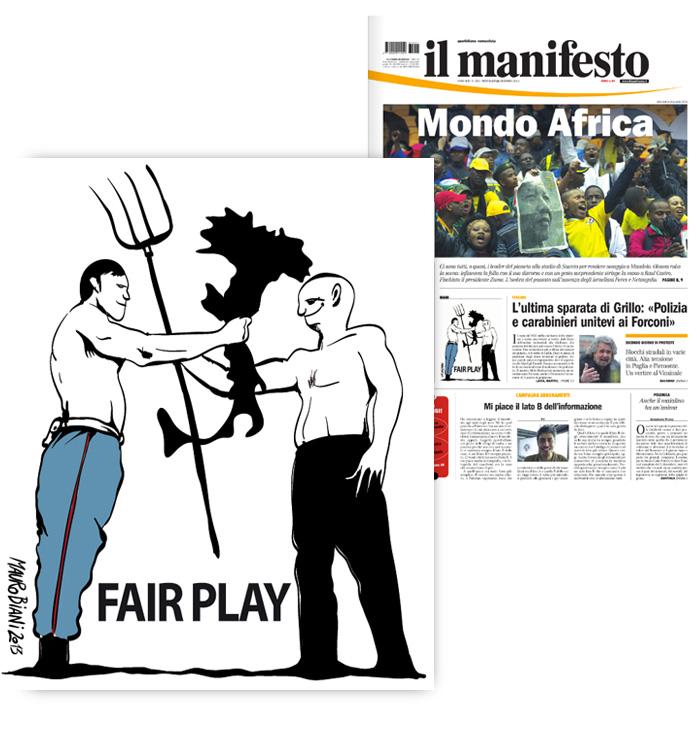 fair-play-italia-polizia-forconi-il-manifesto