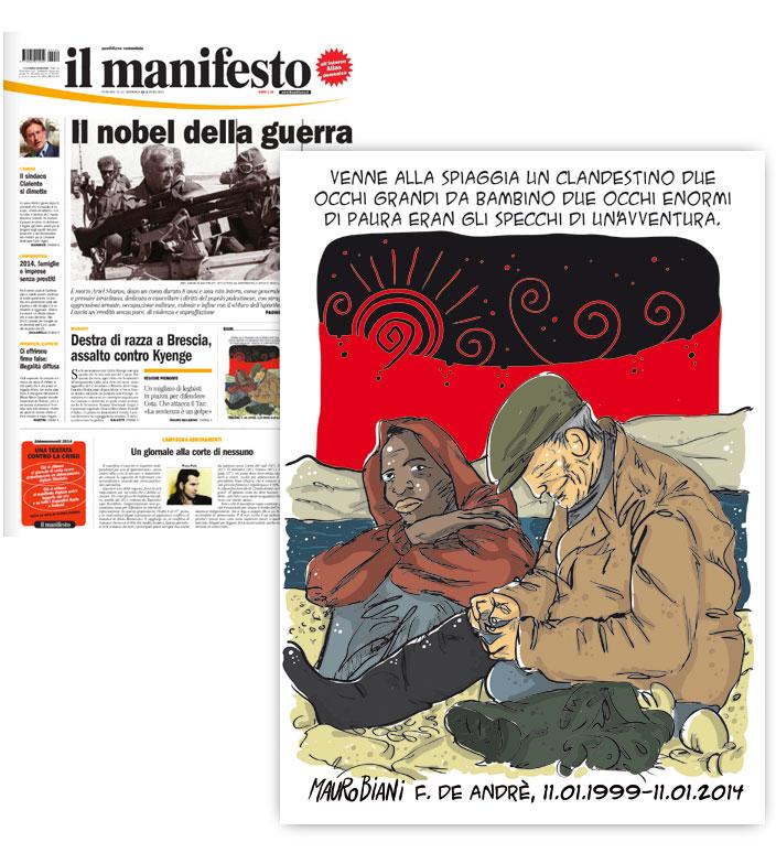 de-andre-pescatore-migrante-NUOVA-il-manifesto