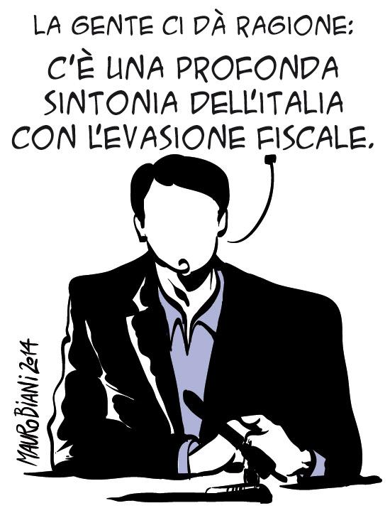 renzi-sintonia-berlusca-evasione-fiscale
