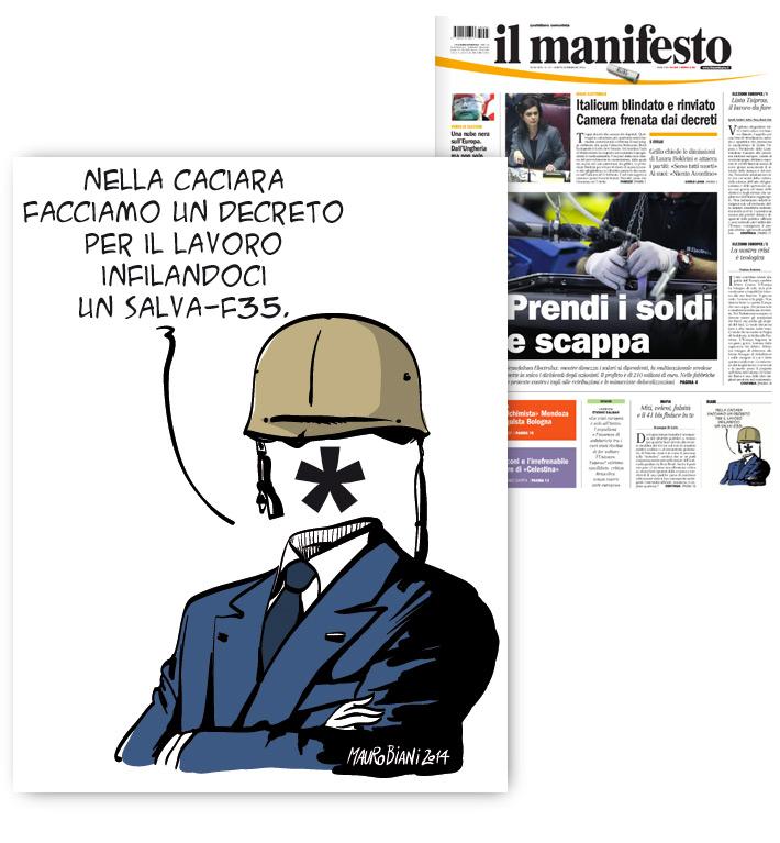 f35-decreto-lavoro-IL-MANIFESTO