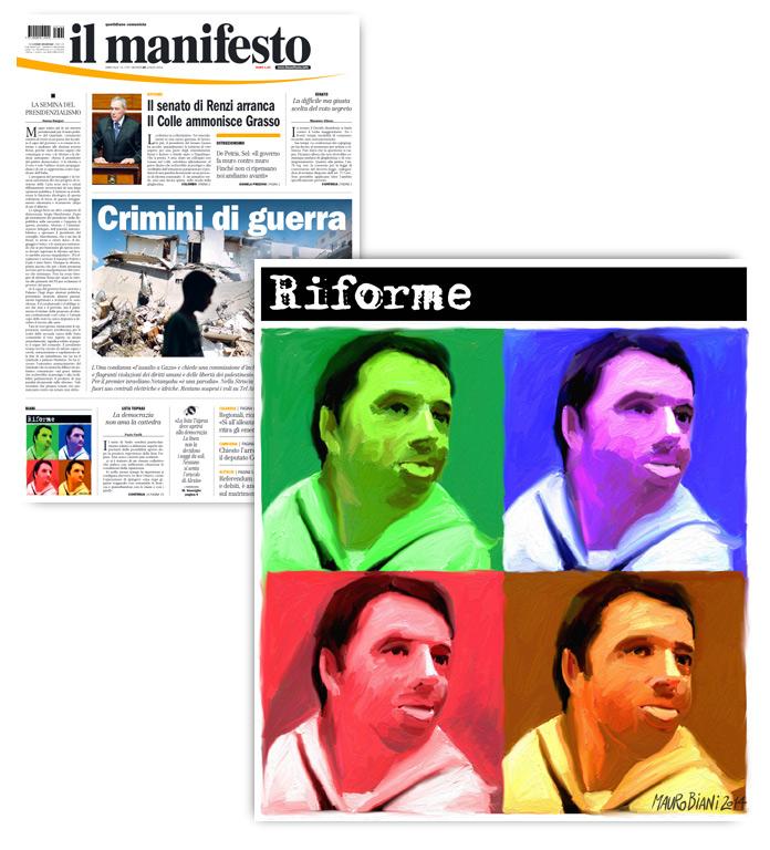 renzi-pop-riforme-1-il-manifesto
