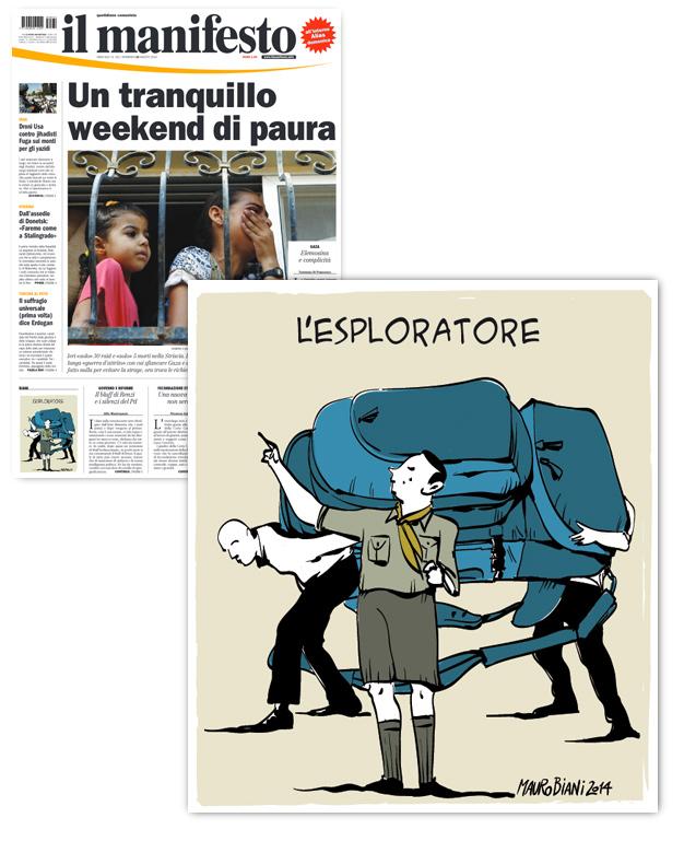 renzi-scout-e-sherpa-italia-il-manifesto