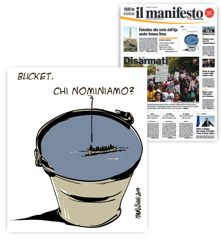 secchio-migranti-il-manifesto