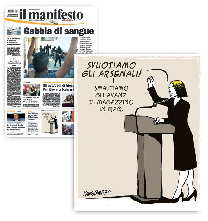 svuotare-arsenali-armi-iraq-italia-1-il-manifesto