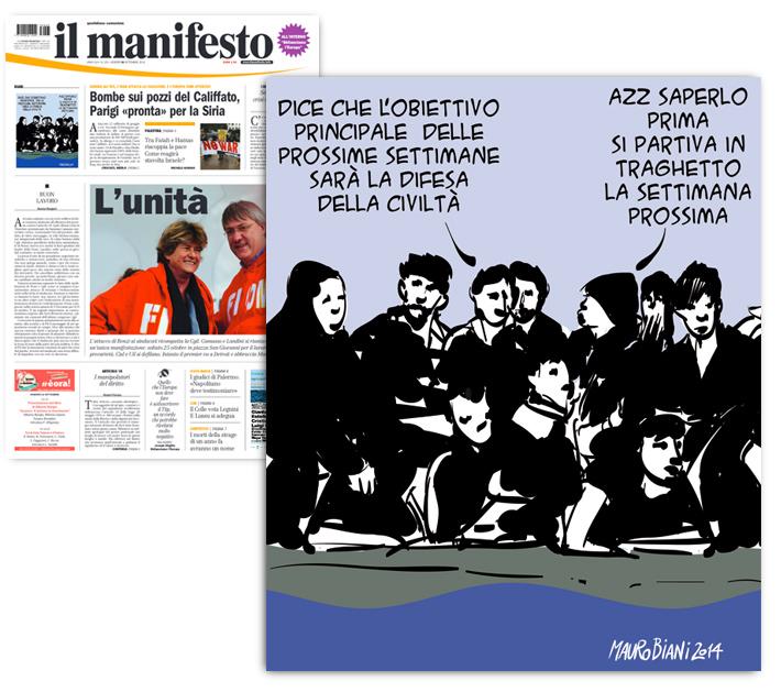 difesa-civilta-migranti-il-manifesto