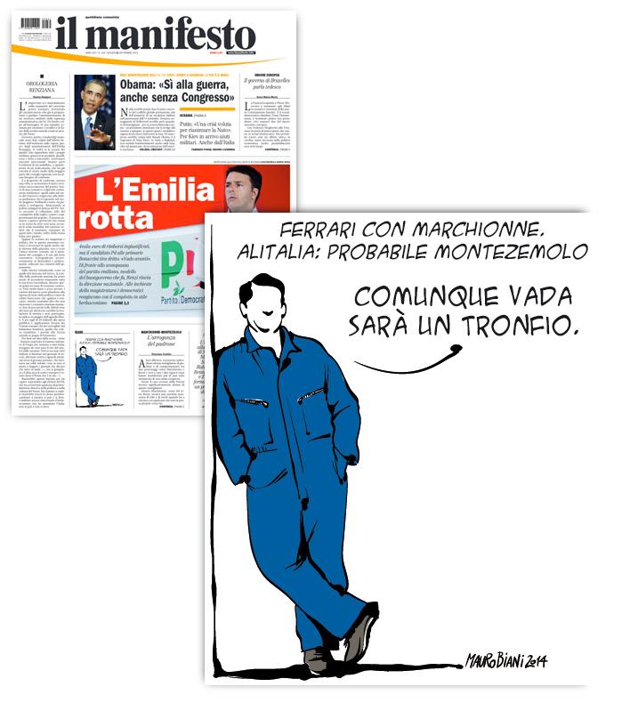 marchionne-montezemolo-ferrari-alitalia-il-manifesto