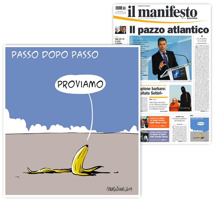 passo-dopo-passo-italia-banana-il-manifesto