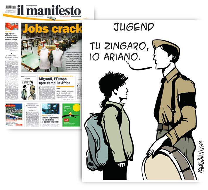 nazi-rom-jugend-il-manifesto
