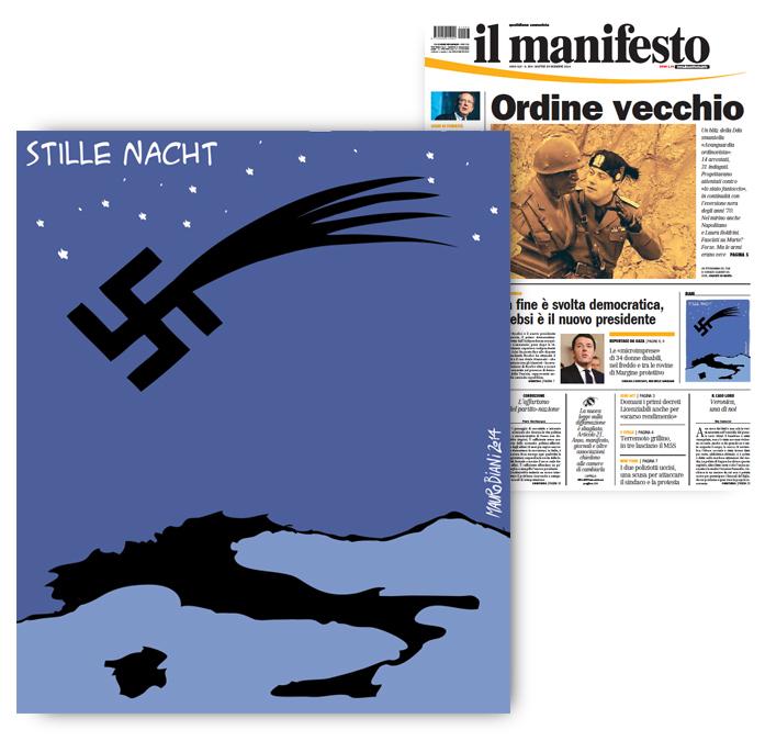 svastica-stella-cometa-italia-il-manifesto