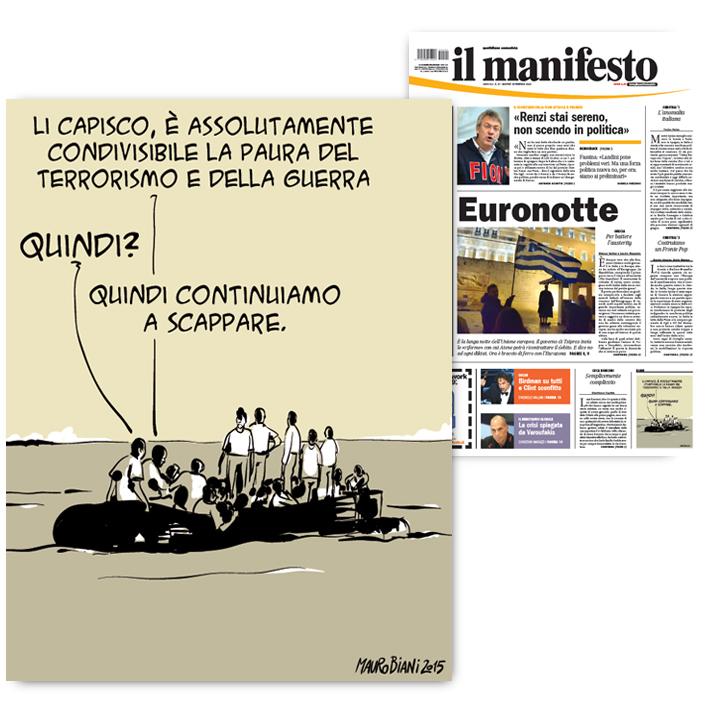 migranti-scappare-il-manifesto