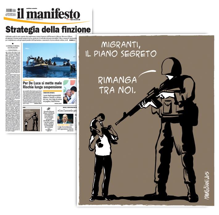 migranti-wikileaks-europa-piano-il-manifesto