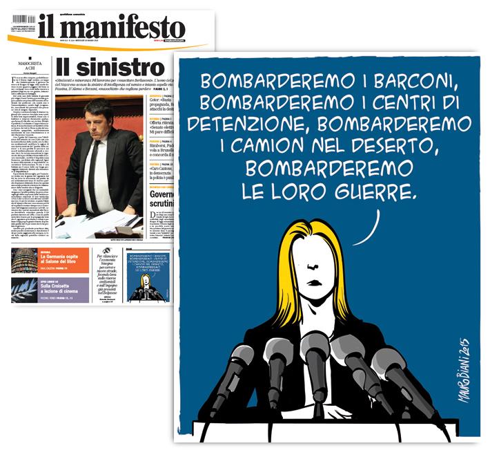 mogherini-migranti-libia-il-manifesto