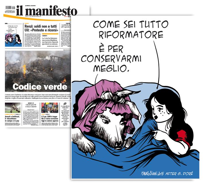 riformatore-conservatore-lupo-cappuccetto-rosso-il-manifesto