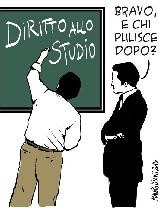spesso scuola pubblica at Mauro Biani [punto] it IC45