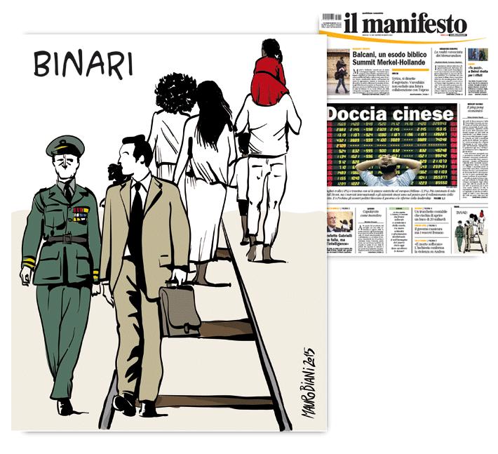 migranti-binari-il-manifesto