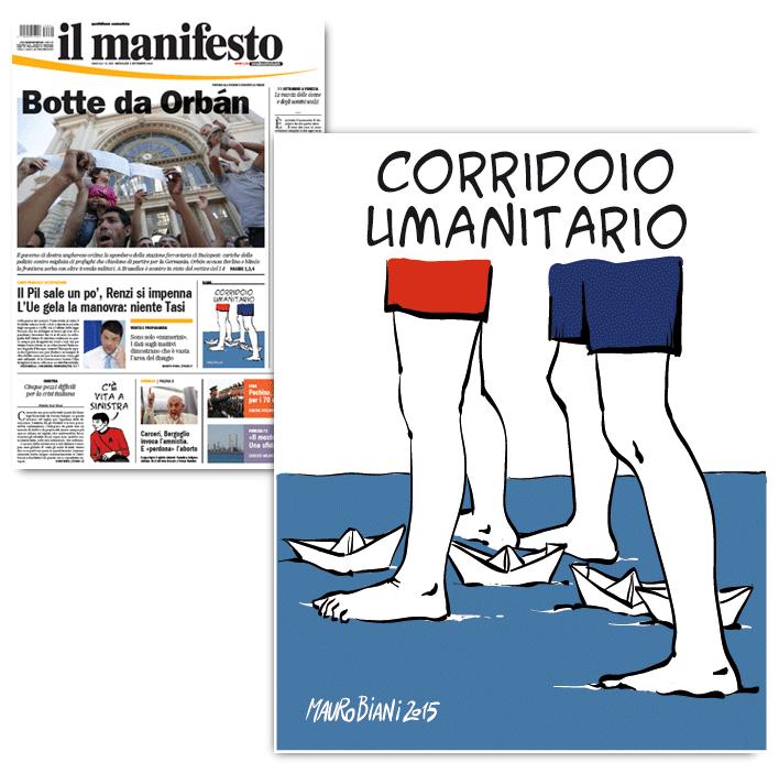 migranti-piedi-scalzi-corridoio-umanitario-il-manifesto