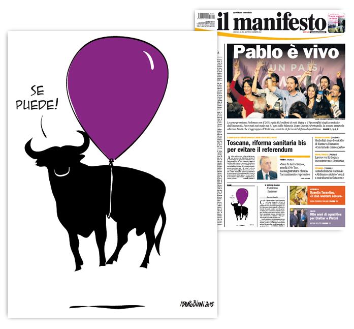 spagna-podemos-toro-il-manifesto