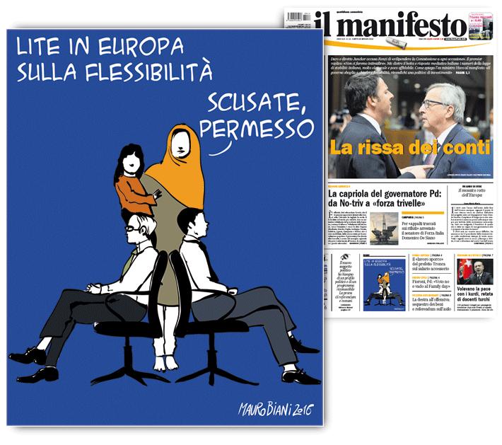 europa-lite-flessibilita-manovra-migranti-il-manifesto