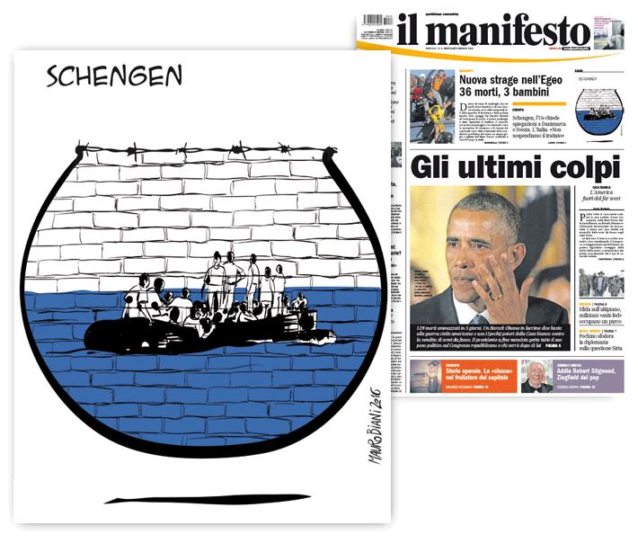 migranti-gestione-europa-schengen1-il-manifesto