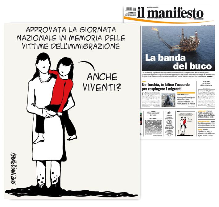 giornata-vittime-migranti-il-manifesto
