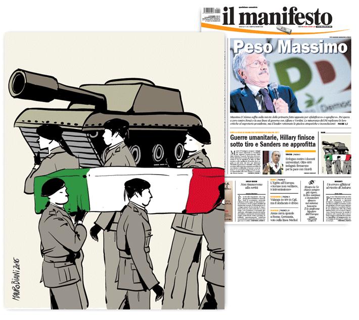 guerra-funerali-carro-armato-il-manifesto