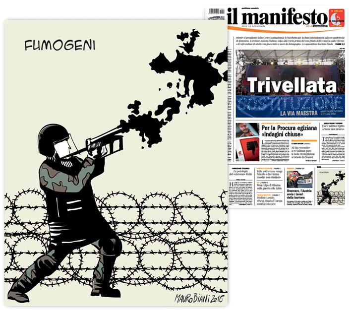 migranti-fumogeni-idomeni-il-manifesto