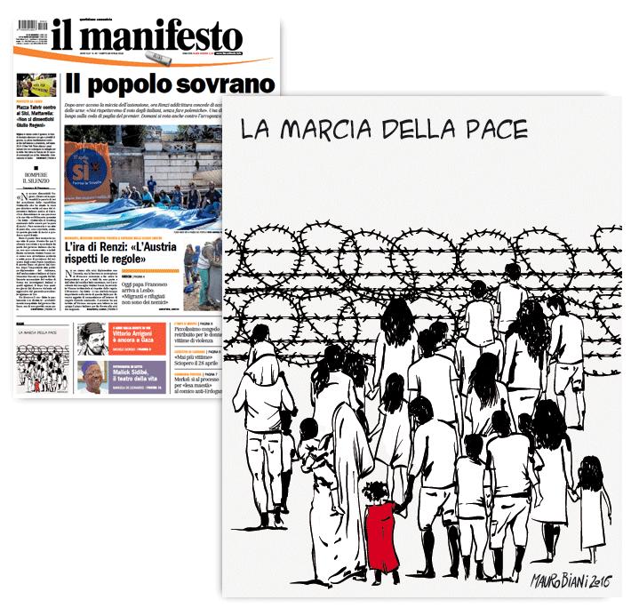 migranti-marcia-pace-il-manifesto