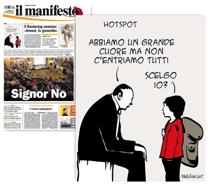 migranti-accoglienza-hotspot-il-manifesto