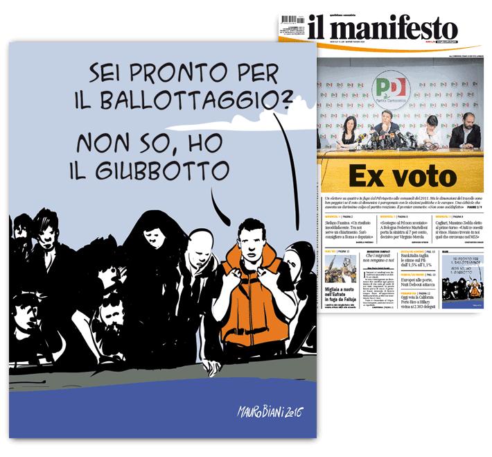 migranti-ballottaggio-il-manifesto