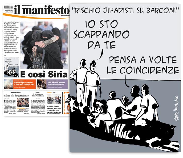 migranti-terrorismo-barconi-il-manifesto