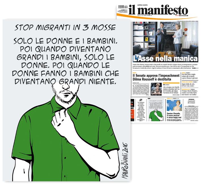 salvini-migranti-3-mosse-il-manifesto