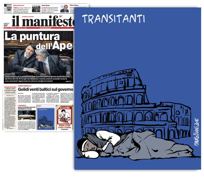 transitanti-migranti-roma-baobab-il-manifesto